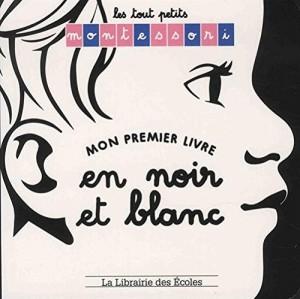 """Afficher """"Mon premier livre en noir et blanc"""""""