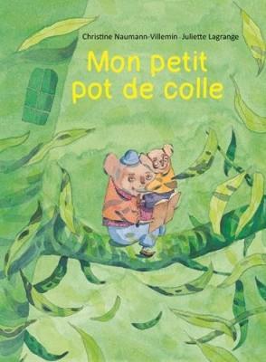"""Afficher """"Mon petit pot de colle"""""""
