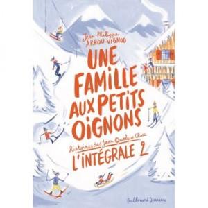 """Afficher """"Une famille aux petits oignons n° intégrale 2histoires des Jean-Quelque-Chose n° 4-6Une famille aux petits oignons 2"""""""
