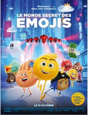 """Afficher """"Le Monde secret des Emojis"""""""