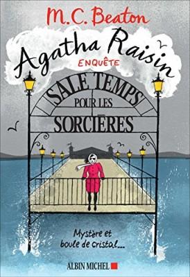 """Afficher """"Agatha Raisin enquête n° 9Sale temps pour les sorcières"""""""