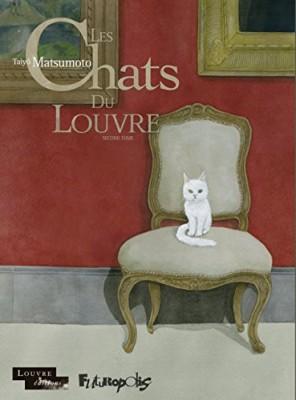 """Afficher """"Les chats du Louvre n° 2"""""""
