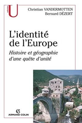 """Afficher """"L'identité de l'Europe"""""""