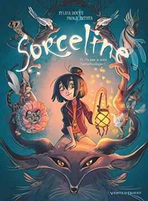 vignette de 'Sorceline n° 1<br /> Sorceline. (Douyé, Sylvia)'