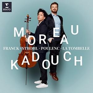 "Afficher ""Franck, Strohl, Poulenc, La Tombelle"""