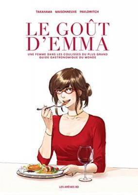vignette de 'Le goût d'Emma (Emmanuelle Maisonneuve)'