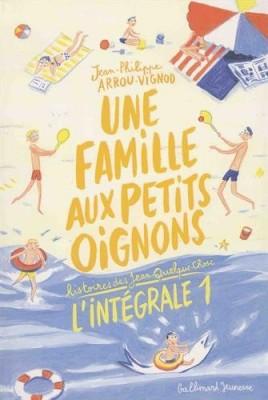 """Afficher """"histoires des Jean-Quelque-Chose n° 1-3Une famille aux petits oignons n° intégrale 1Une famille aux petits oignons 1"""""""
