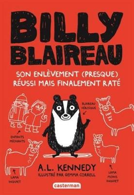 """Afficher """"Billie Blaireau n° 2 Son enlèvement (presque) réussi mais finalement raté"""""""