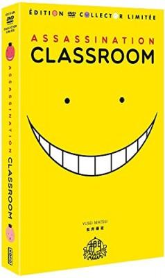 """Afficher """"Assassination classroom vol.1"""""""