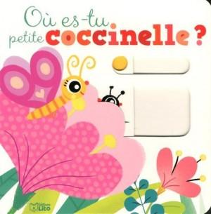 "Afficher ""Où es-tu petite coccinelle ?"""