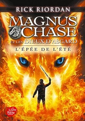 """Afficher """"Magnus Chase et les dieux d'Asgard n° 1 Epée de l'été (L')"""""""