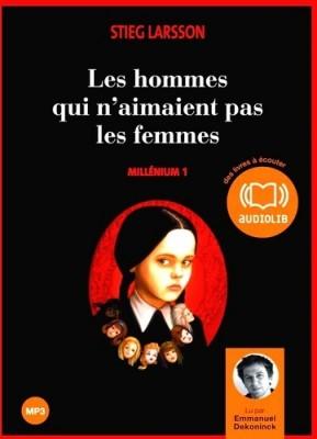 """Afficher """"Millénium n° 1Les hommes qui n'aimaient pas les femmes"""""""