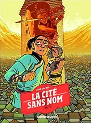 """Afficher """"la Cité sans nom n° 2 Le secret du cœur de pierre"""""""