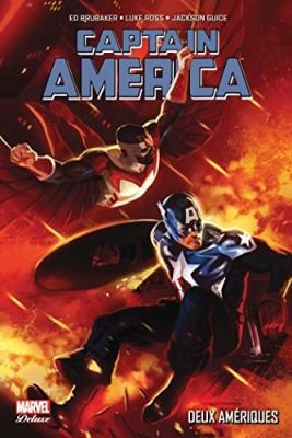 """Afficher """"Captain America (Marvel Deluxe - 2011) n° 7Captain AmericaDeux Amériques"""""""