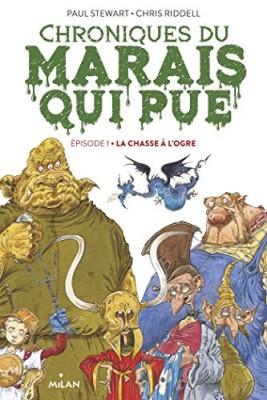 """Afficher """"Chroniques du marais qui pue n° 1 Chasse à l'ogre (La)"""""""