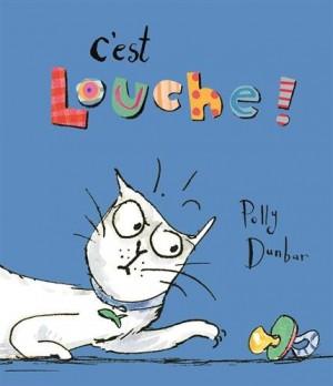 vignette de 'C'est louche ! (Polly Dunbar)'