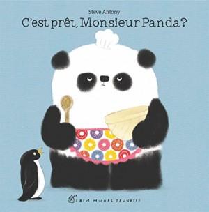 vignette de 'C'est prêt, monsieur Panda ? (Antony, Steve)'