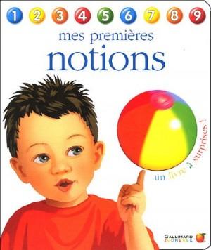 """Afficher """"Mes premières notions"""""""