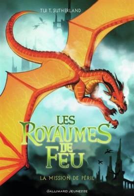"""Afficher """"Royaumes de feu (Les) n° 8 Mission de péril (La)"""""""