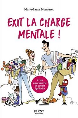 vignette de 'Exit la charge mentale ! (Marie-Laure Monneret)'