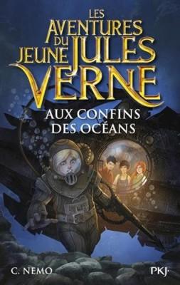 """Afficher """"Les aventures du jeune Jules Verne n° 4 Aux confins des océans"""""""