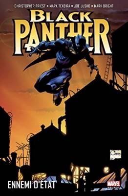 """Afficher """"Black Panther n° 1 Ennemi d'Etat"""""""