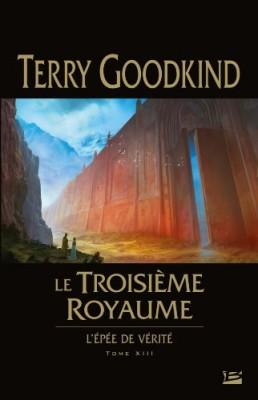 """Afficher """"L'épée de vérité n° 13 Le troisième royaume"""""""