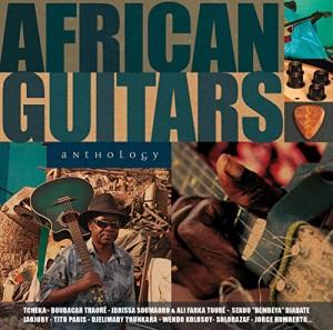 "Afficher ""African guitars anthology"""
