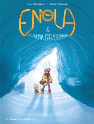 """Afficher """"Enola et les animaux extraordinaires n° 4 Le yéti qui avait perdu l'appétit : Enola et les animaux extraordinaires, 4"""""""