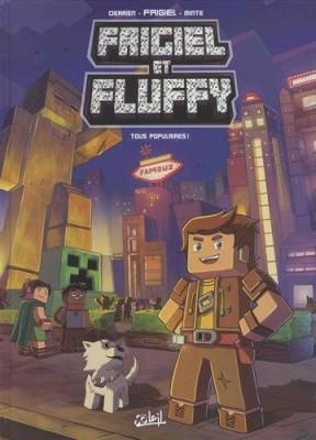 """Afficher """"Frigiel et Fluffy (BD) n° 2 Tous populaires !"""""""