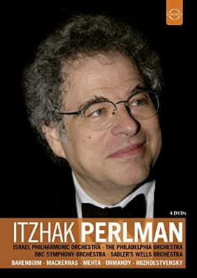 "Afficher ""Itzhak Perlman , Israel Philharmonic Orchestra : Beethoven"""