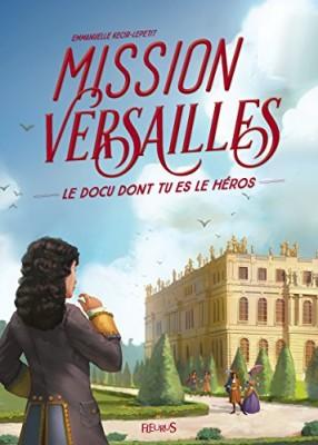 """Afficher """"Mission Versailles"""""""