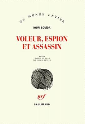 vignette de 'Voleur, espion et assassin (Iouri Bouïda)'