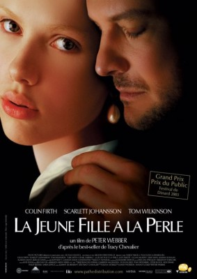 """Afficher """"Jeune fille à la perle (la)"""""""