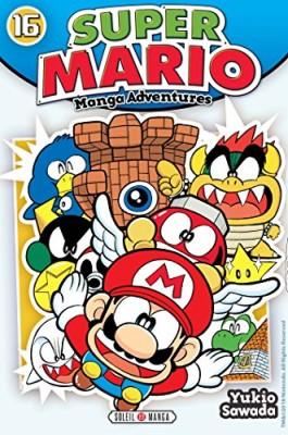 """Afficher """"Super Mario : manga adventures n° 16 Super Mario"""""""