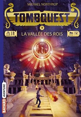 """Afficher """"TombQuest n° 3 La vallée des Rois"""""""