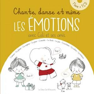 """Afficher """"Chante, danse et mime - les émotions avec cali et ses amis"""""""