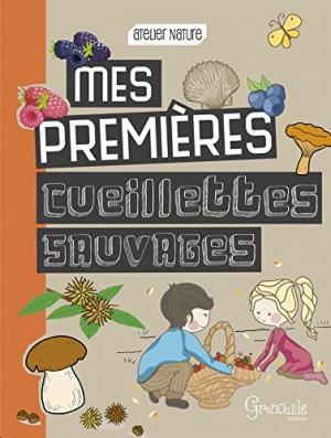 """Afficher """"Atelier natureMes premières cueillettes sauvages"""""""