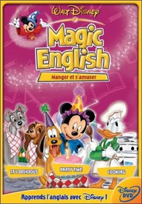 "Afficher ""Magic english"""