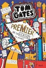 """Afficher """"Tom Gates n° 9 Premier de la classe, ou presque"""""""