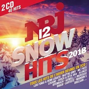 "Afficher ""NRJ12 snow hits 2018"""