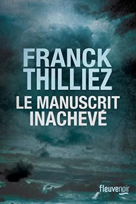 vignette de 'Le manuscrit inachevé (Franck Thilliez)'