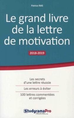 """Afficher """"Le grand livre de la lettre de motivation"""""""