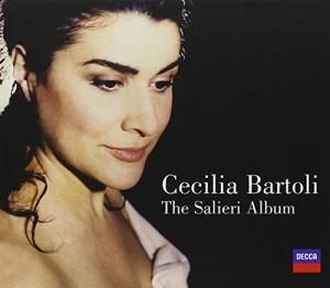 """Afficher """"Récital. The Salieri album"""""""