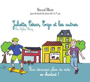 """Afficher """"Juliette, César, Enzo et les autres"""""""