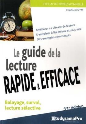 """Afficher """"Le guide de la lecture rapide et efficace"""""""