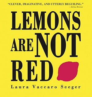"Afficher ""Lemons are not red"""