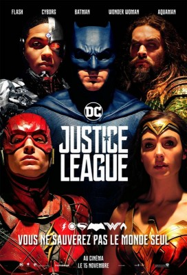 "Afficher ""Justice League"""