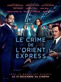 """Afficher """"Le Crime de l'Orient Express"""""""