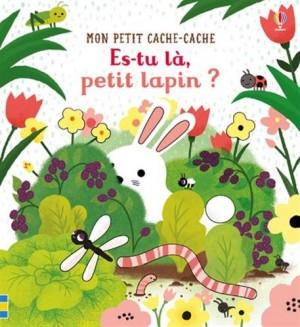 """Afficher """"Mon petit cache-cache Es-tu là, petit lapin ?"""""""